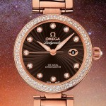 replica omega deville ladymatic watch