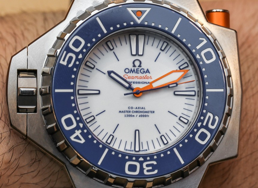 Omega Seamaster Ploprof 1200M Co-Axial Master Chronometer