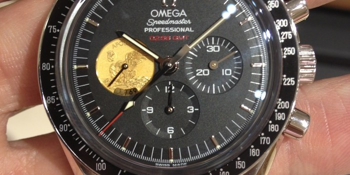 omega speedmaster professional moonwatch apollo 11 40th anniversary limited edition