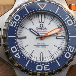 Omega Seamaster Ploprof 1200M Co-Axial Master Chronometer Watch