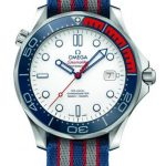 Omega Seamaster 300M Commanders Watch Limited Edition, NATO strap