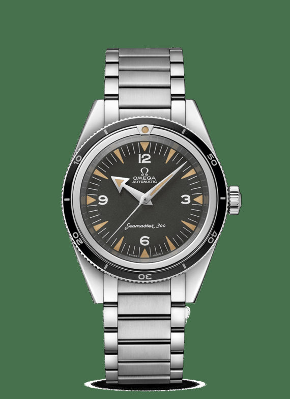 Omega Seamaster 300 60th Anniversary - front
