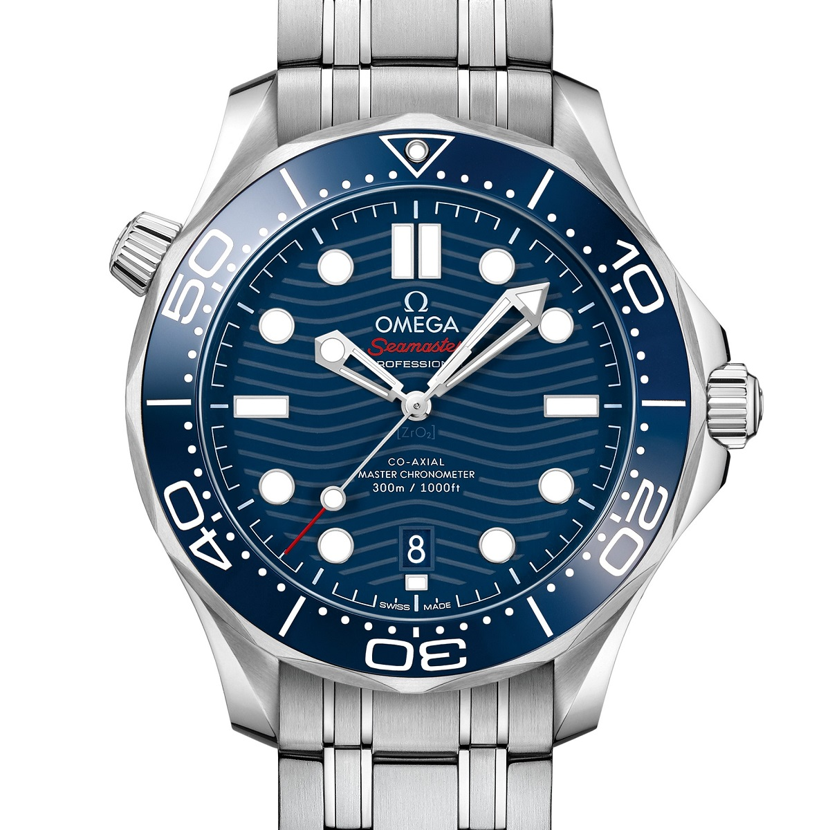 Omega Seamaster Professional Diver 300M 42mm Watch First Look