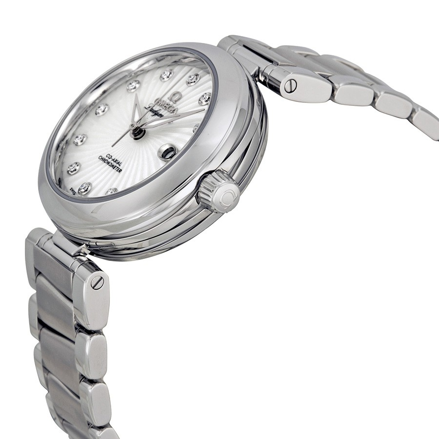 Omega DeVille Ladymatic Automtic Ladies Watch 425.30.34.20.55.001