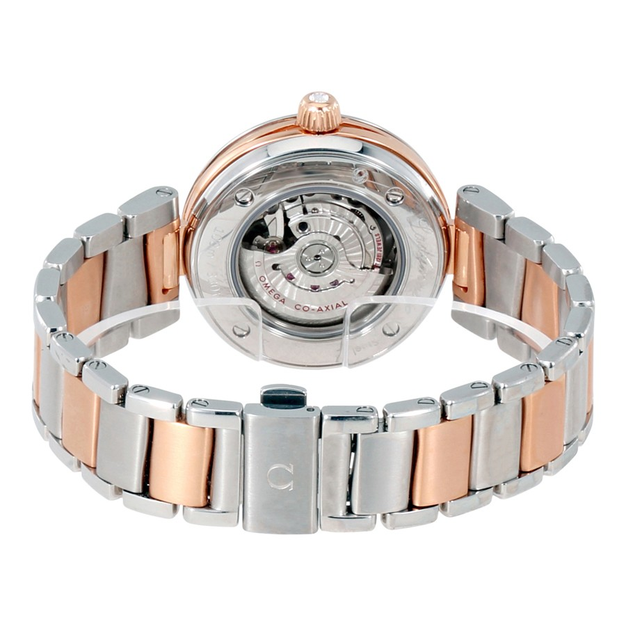 Omega De Ville Ladymatic Automatic Ladies Watch 425.25.34.20.55.001