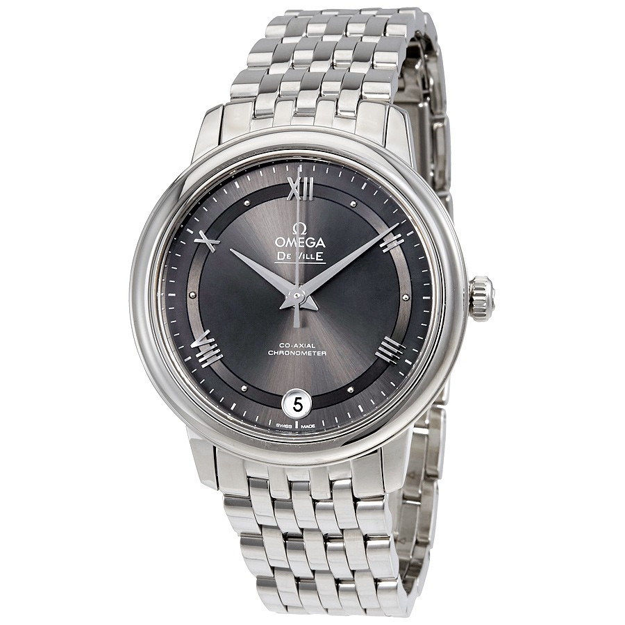 Omega De Ville Automatic Ladies Watch 424.10.33.20.06.001